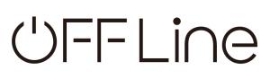 OFFLineロゴ